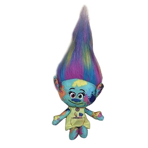 [New Arrival Trolls Harper Plush Toys Stuffed Doll Good Gift for Kids] (Doll On A Music Box Costume)