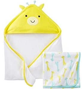 Amazon.com : Carter's Just One You 2 Pack Giraffe Bath