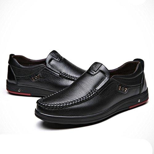 Feidaeu Feidaeu Zapatos Zapatos negro Hombre Hombre Hq11RgS