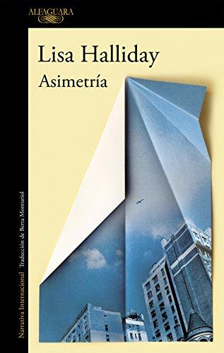 Asimetría / Asymmetry  [Halliday, Lisa] (Tapa Blanda)
