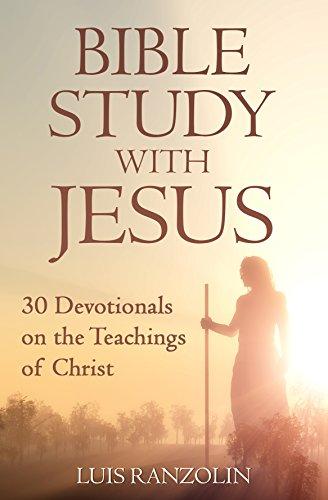 Bible Study Jesus Devotionals Teachings ebook product image