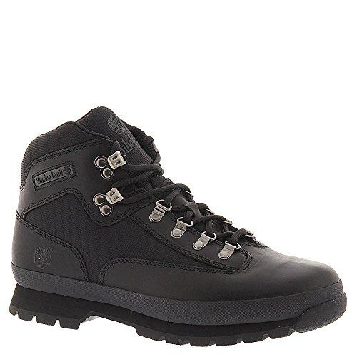 Timberland EURO HIKER Men's Boot 15 D(M) US Black (Timberland Euro Hiker Black)