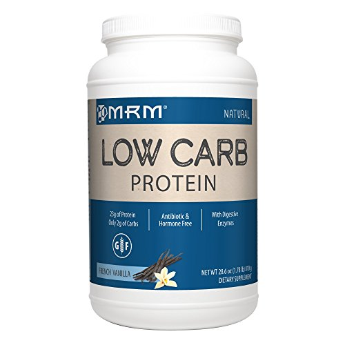 MRM Low Carb Protein Vanilla, 28.54 Ounce by MRM