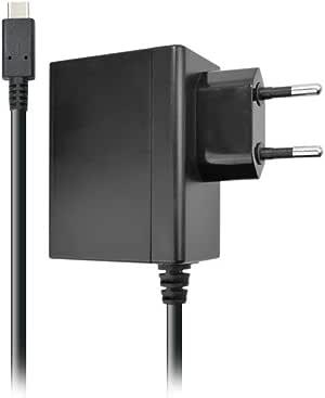 Steelplay - Adaptador AC Switch: Amazon.es: Videojuegos