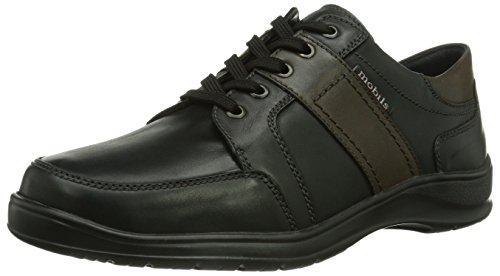 Mobils EDWARD P5104627 Herren_Sneaker Schwarz (Black Oldbrush 11900/11951)