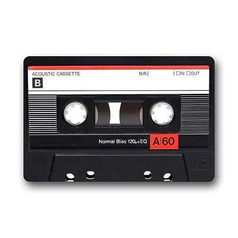 Phavorest Felpudos Personalizados Cassette Cinta de música Cubierta Antideslizante Lavable a máquina Interior y Exterior para Cuarto de baño decoración de ...