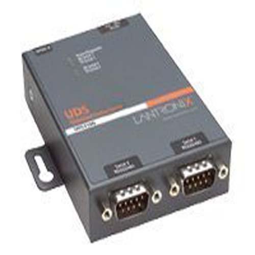 Lantronix Device Server UDS 2100 Device server 2 ports 10Mb LAN 100Mb LAN RS232 by Lantronix