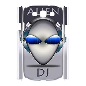 Samsung Galaxy S3 I9300 Phone Case Alien H8C8878525