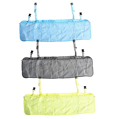 Adjust Car Seat Back Tidy Organiser Multi Pocket Travel Storage Bag Holder Hanging NoBrand