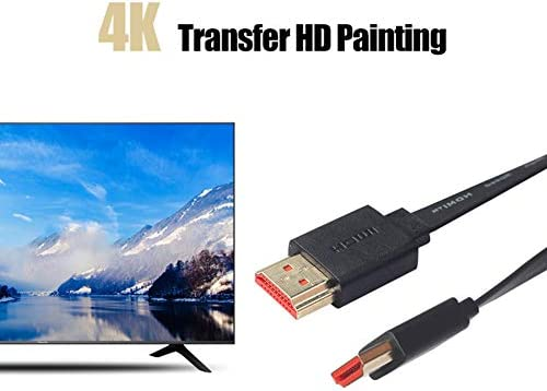 1/1.5m HD 4K HDMI Male to Male Adapter Cable Extension Cord