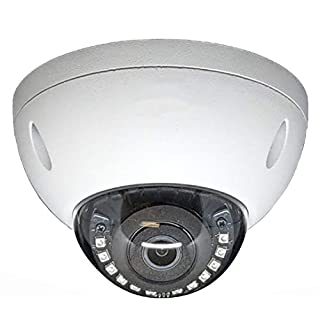 SVD 1080P Mini Dome Security Camera with Metal Housing and Great Night Vision
