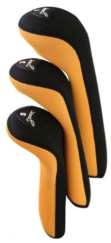 Stealth 3HC Headcover, Yellow