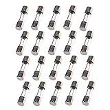 BUSHIBU 20 pcs F5AL Fast-Blow Fuse 5A 250V Glass Fuses 5 x 20 mm (5amp) (F5A)