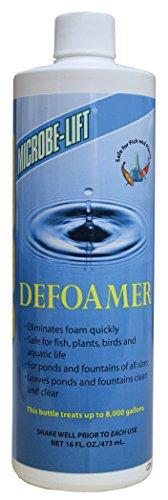 (Microbe Lift 240055 16-Ounce Pond Defoamer Dfoam16)