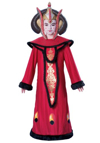 Deluxe Queen Amidala Costume - Medium (Star Wars Queen Amidala Costume)