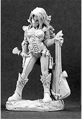 Astrid Female Chronicler Dark Heaven Legends Series Reaper Miniatures 3098