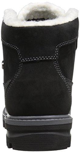 Boot Charcoal WR Brigade Black Lugz Fleece White Men's Winter Cream F7axwHq