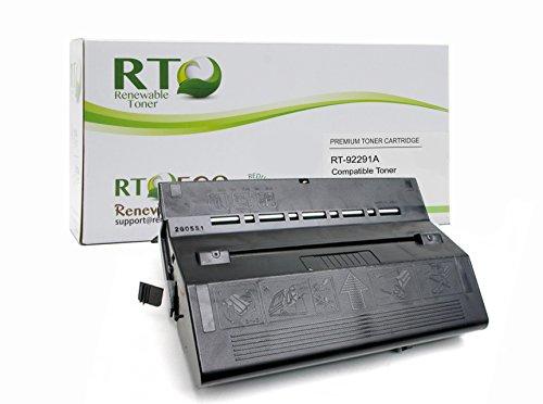 Renewable Toner 91A Compatible Toner Cartridge Replacement HP 92291A for HP LaserJet IIISI, IVSI, 4SI MX (Laserjet Iiisi)