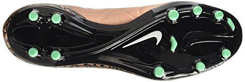 Nike Hypervenom Phelon II FG Scarpe da Calcio Allenamento, Uomo Mtlc Rd Brnz/Blk-grn Glw-white
