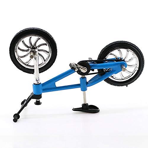 [해외]손가락 바이크 장난감 1:10 미니 손가락 마운틴 바이크 BMX 자전거 소년 아이 장난감 아이들을 위한 훌륭한 컬렉션 선물 프리 사이즈 / Carole4 Finger Bike Toy, 1:10 Mini Finger Mountain Bike BMX Bicycle Boy Kid Toy, Great Collections Gift ...