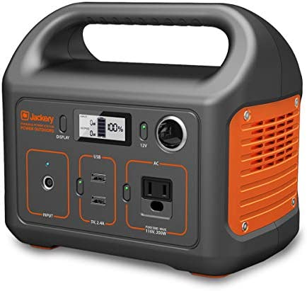 Jackery Portable Power Station Generator product image