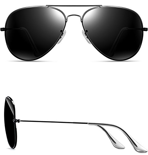 c27df6a2a0 ATTCL Classic Aviator Polarized Sunglasses