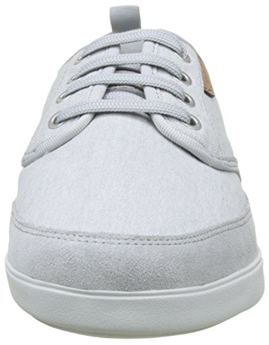 Homme lt U Geox B Gris Grey Sneakers Walee Basses 1pawSU