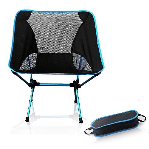 3f7c1539f8a0b6 NACHEN Sedia Pieghevole Sedile Portatile Leggero Sedia da Pesca Solido  Campeggio Outdoor Mobili Portatile Ultra Leggero