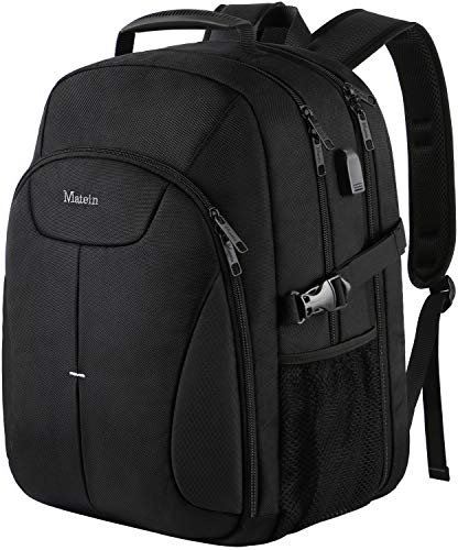Laptop Backpack 17 Inch ,Large School Student Backpacks with USB Port,...