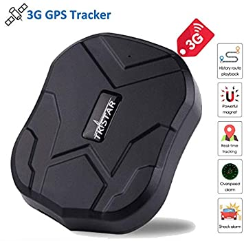 TKSTAR GPS Tracker para Coche 3G Red Localización monitoreo ...