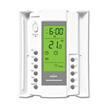 Aube Technologies Honeywell TH115-A-240D/U Electric Heating 7-Day Programmable Thermostat