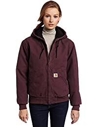 Women's Lined Sandstone Active Jacket WJ130