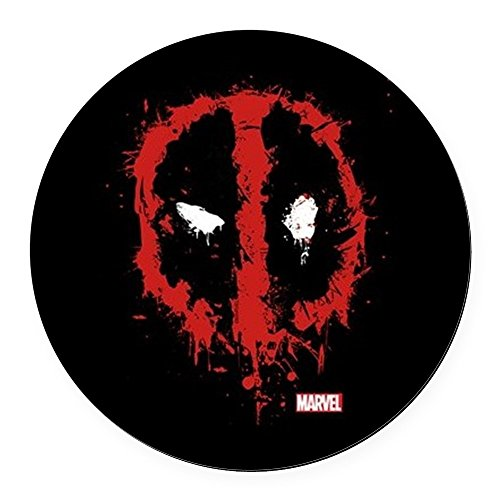 Buy deadpool car decal magnet