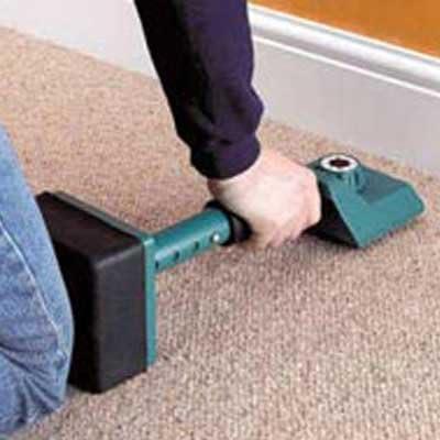 Kenley hcp-kn37 Stretcher Knee Kicker Fitting Gripping Tool Carpet Installation Grey
