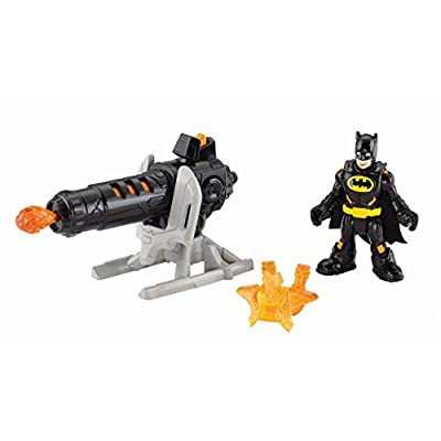 Fisher-Price Imaginext DC Super Friends, Fire Blast Batman: Toys & Games