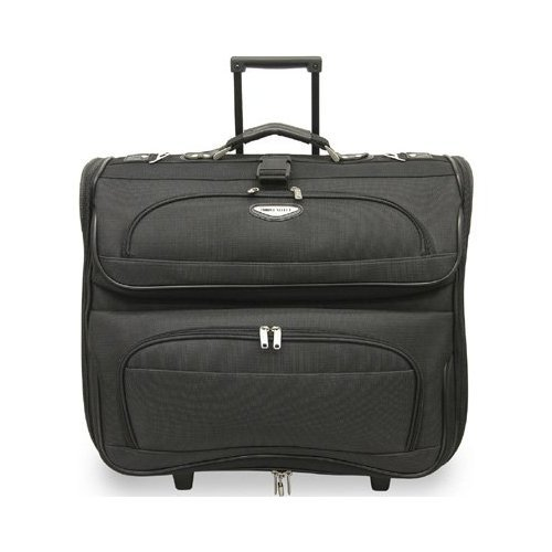 Travel Select TS6944G Travelers Choice - Amsterdam Business Rolling Garment Bag by Travel Select