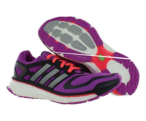 5 Dei Zest Iron Energy Boost red Vivid neo Adidas Pink W Formato Pattini IYpqnC