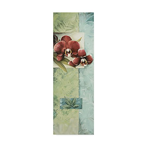 Fall Orchid Duo 2 by Lisa Audit, 10x32-Inch