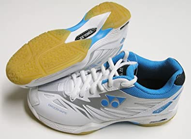 Yonex SHB-F1 LX Women s Badminton Shoes White Aqua Size 8.5 2138a314a