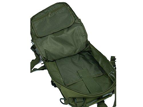 Tactical Molle Utility 3 Ways Schulter Sling Tasche Rucksack Brust Tasche Big OD