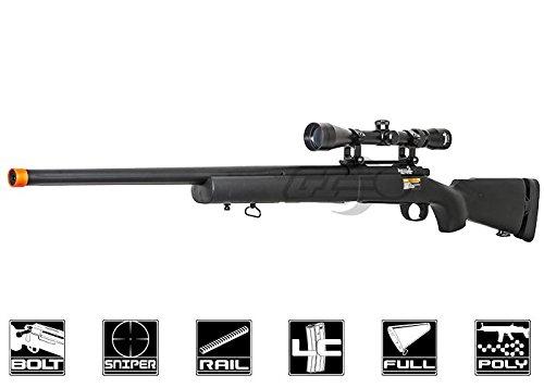 lancer tactical m24 bolt action vsr-10 airsoft sniper rifle w/ scope(Airsoft (10 Dollar Airsoft Guns)