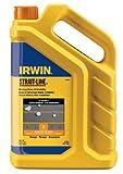 IRWIN Tools STRAIT-LINE Standard Marking Chalk, 5-pound, Fluorescent Orange (65105) фото
