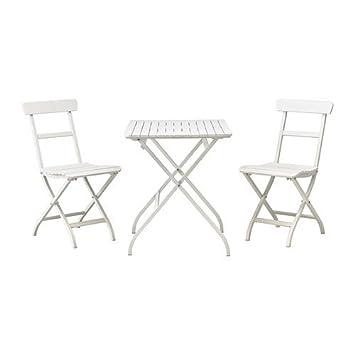 Ikea Mälarö Cm 80 StühleOutdoorWeiß Tisch2 D9IbeWE2HY