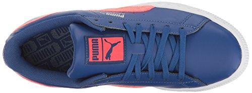 Puma Suede Classic Badge Hommes US 11 Bleu Baskets
