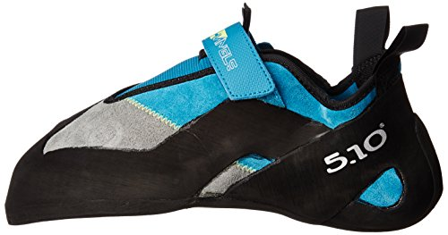 Five Ten Hiangle Zapatos De Escalar Turquoise/Grey