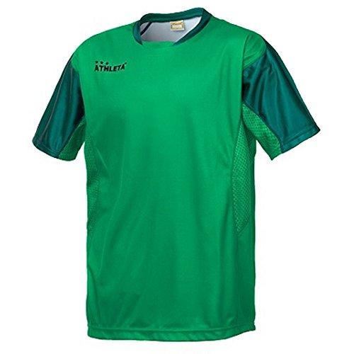 覚えている失望させる精査するATHLETA(アスレタ) メンズ サッカーウェア 半袖Tシャツ 定番チーム対応 ゲームシャツ 18001 33KGR O