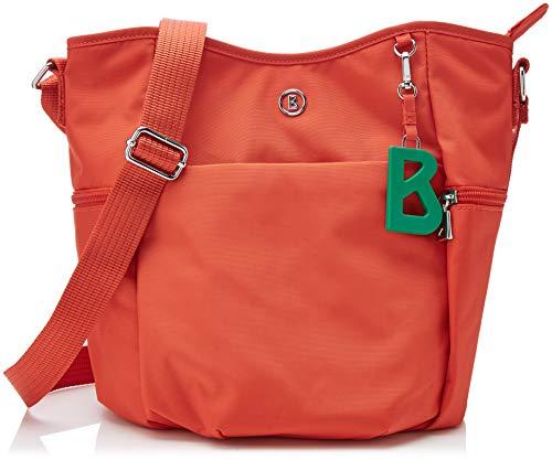 Borse Verbier Arancione orange Donna Spalla Bogner Shoulderbag Lhz orange A Aria SgwxTIx4
