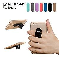 iBePro Cell Phone Secure Grip Universal Anti-Slip Handheld Finger Strap Holde...