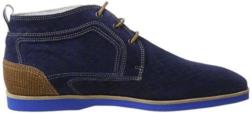 Floris van Bommel 10946/01, Botines para Hombre Blau (Blue)