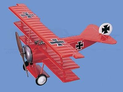 Amazon.com: Fokker Dr 1 Tri-Plane de caoba LTN von Richtofen ...